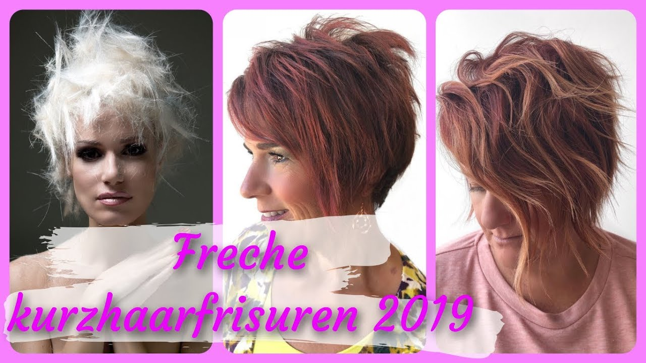 Nach Oben Kurzhaarfrisuren Videos Youtube