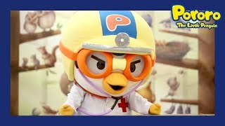 I Can't Stop | Welcome to Pororo Hospital | Pororo Playday | Pororo in real life