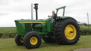 Custom John Deere 6030 Wheatland