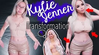 KYLIE JENNER TRANSFORMATION! Underboobs! Thick lips! Full butt!