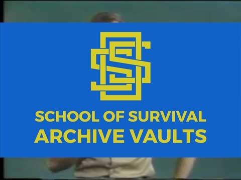 Survival, Evasion, Resistance and Escape Part 1