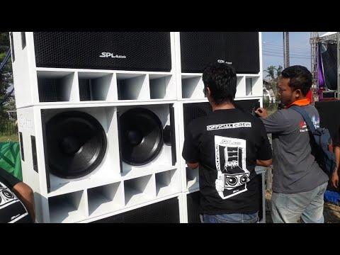 Pasang Speaker 18 TBX1000 Oleh Crew SPL Audio - PSSJ Jombang 2019