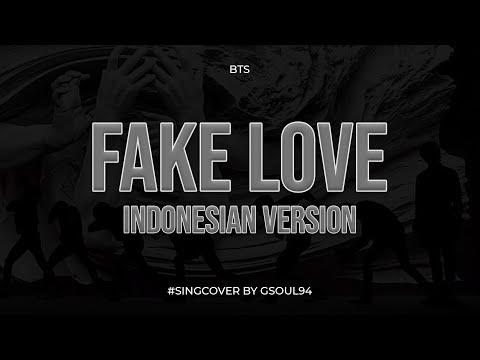 BTS (방탄소년단) FAKE LOVE 'Rock Vibe' - Indonesian Cover