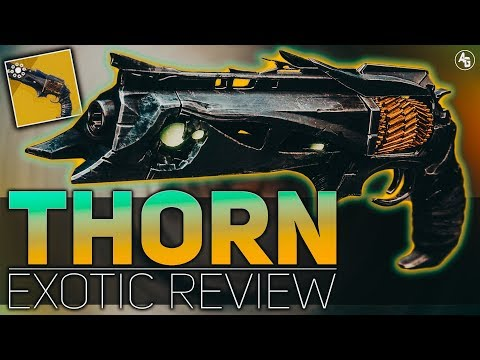 Thorn Exotic Review (2 TAP is BACK) | Destiny 2 Season of the Drifter