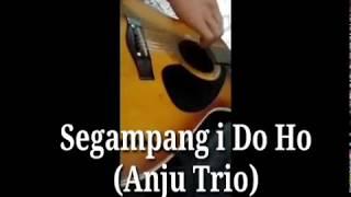 Segampang i Do Ho, ANJU TRIO, Lagu Batak Viral (Suaranya Sangat Merdu)  Lirik & Chord Gitar