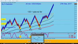 Forex, How to make 300 + pips a week easily using