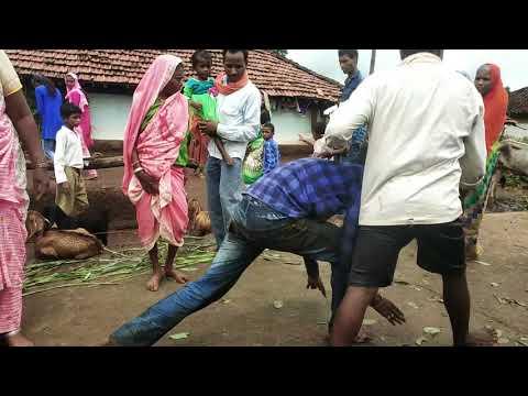 Ganesh Ji Visarjan#_Mahuatola#_gondi Dj Songs