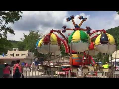 Knoebel's Amusement Resort Walk-thru