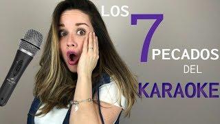 7 PECADOS al cantar KARAOKE| Tips y Consejos | Dra. Voz