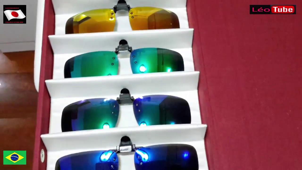 d3243471f Lentes Coloridas e Espelhadas Para Óculos De Grau - YouTube
