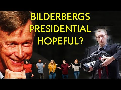 Top Democratic 2020 Presidential Candidate CONFRONTED At Bilderberg