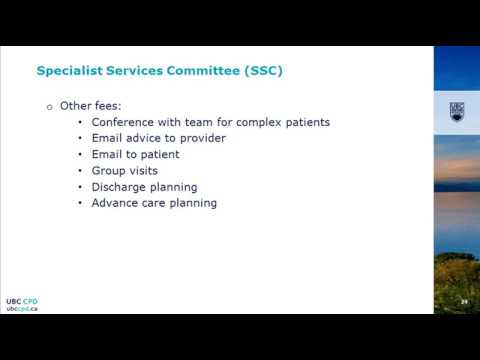 Billing in BC: Basics for Specialty Medicine - Part 4