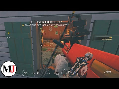 My Most Tense Match VS. Pros: Full Game Friday - Rainbow Six Siege: Operation Blood Orchid