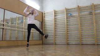 "Видео-урок флешмоба ""Танцуй добро"""