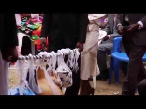 Introduction ceremony (Kuhingira) Enock and Lydia Musiime - part 3