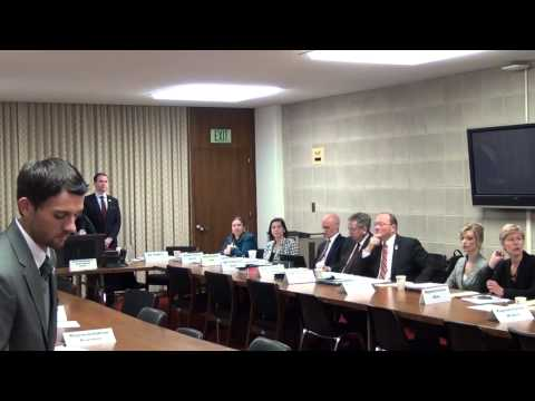 North Carolina House Judiciary Subcommittee A - HB 17