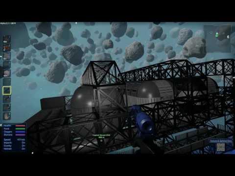 Empyrion: Galactic Survival | Alpha 5.x | Freebuild Ep 01 | Industrial Mining Cruiser