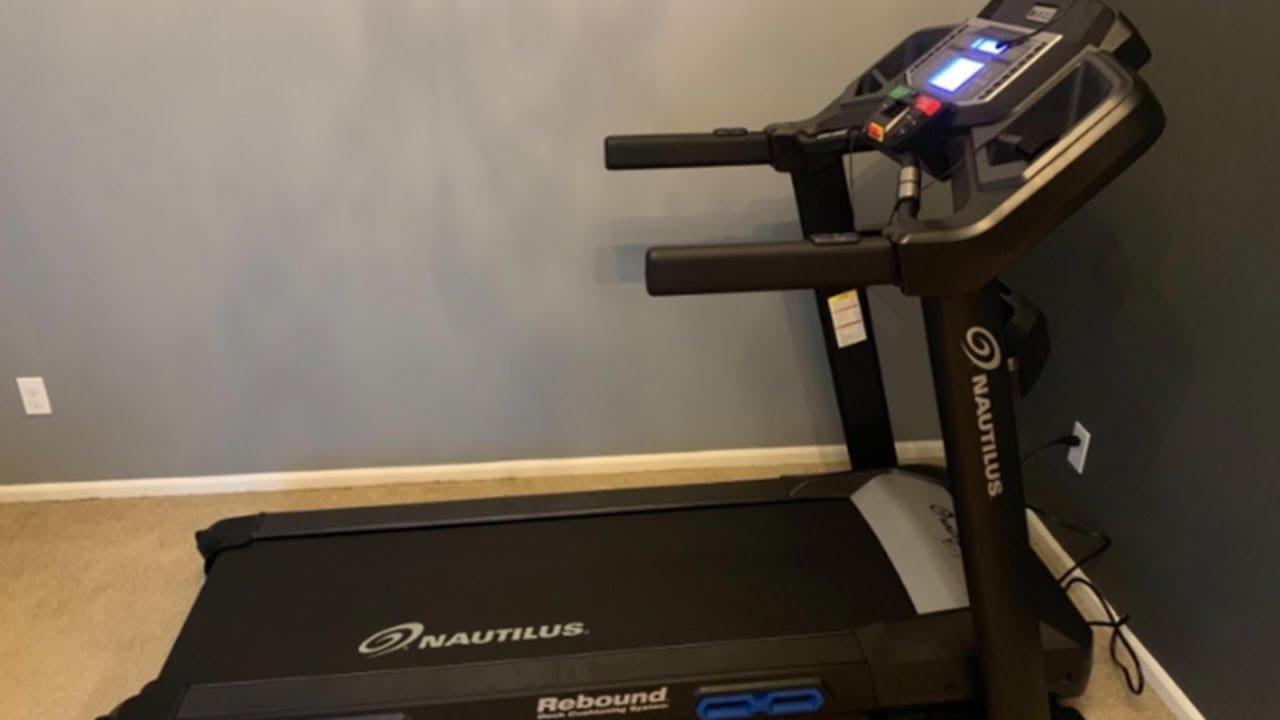 Best Treadmill Brands - Nautilus Treadmill