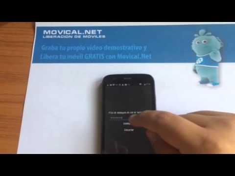 Liberar motorola moto g por c digo en movical net youtube - Movical net liberar ...