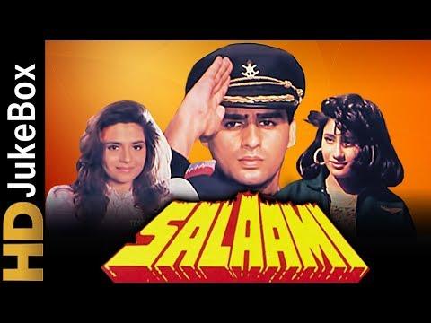 Salaami 1994 | Full Video Songs Jukebox | Ayub Khan, Kabir Bedi, Beena Banerjee, Saeed Jaffrey