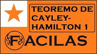 CAYLEY HAMILTON 1 (ESPERANTO)