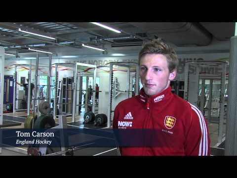 Simon Mantell and Tom Carson - World Cup