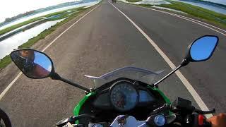 Lifan KPR 150 V2 test Ride