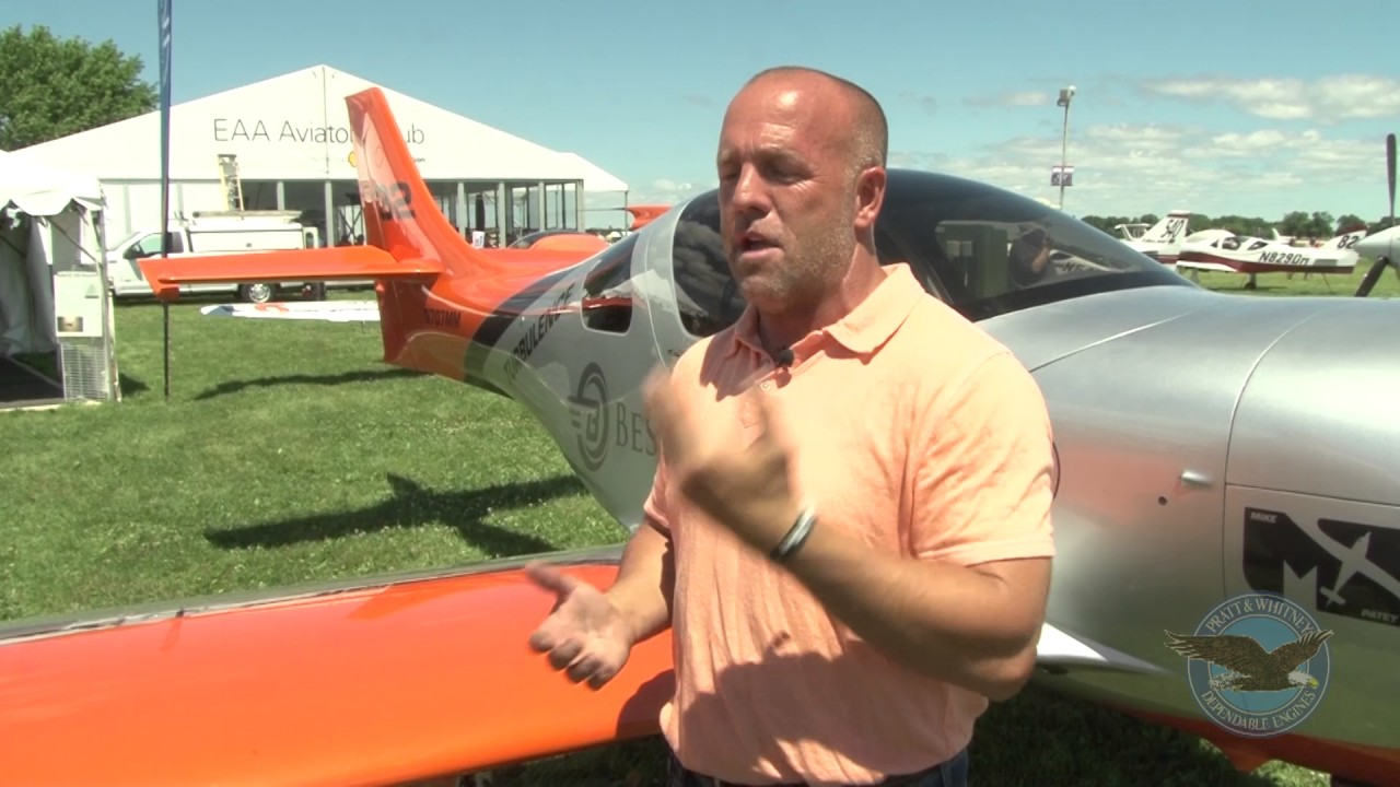 See why Pilot Mike Patey loves his Turbulence #OSH17 - YouTube