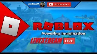 Playing Roblox Again Livestream 2