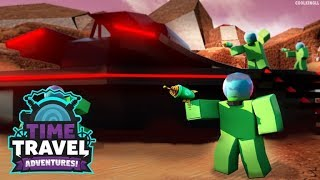 ROBLOX FLAMINGO TAKES ME ON A TRIP TO MARS {TIME TRAVEL ADVENTURES}
