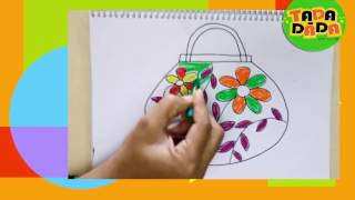 14 bag design # Learn how to draw and paint I Childern