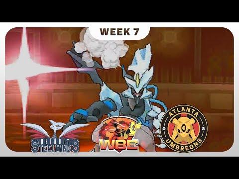 WBE World Battle Entertainment Pokemon WiFi Battle | CrimsonCBAD vs FeintAttacks' Atlanta Umbreons