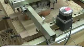 Cnc Router For Woodworking And Cabinetmaking - Making A Two Sided Carved Panel