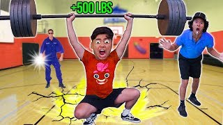 10 Things Not To Do at a School Gym