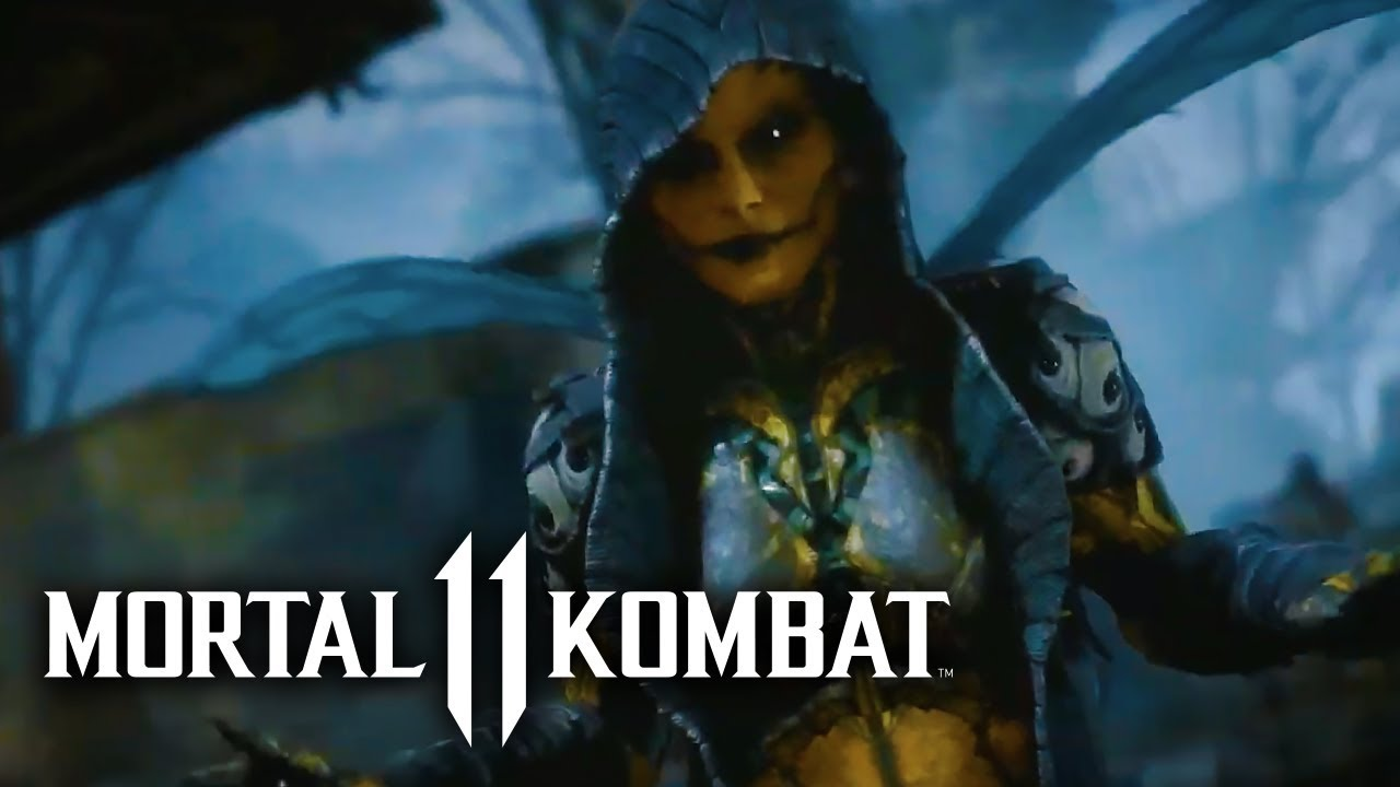 Mortal Kombat 11 is scheduled to release on 23rd April