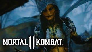 Mortal Kombat 11 - Official Kitana amp D#39Vorah Reveal Trailer