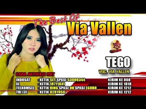 VIA VALLEN-TEGO-THE BEST OF VIA VALLEN