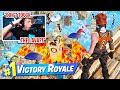 I Hosted a FLOOR IS LAVA custom scrim for $100 in Fortnite... funniest scrim ever