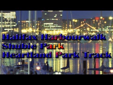 Halifax Harbourwalk|Shubie Park|Heartland Park Track
