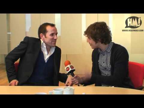 When Holy Moly Met Ben Miller!