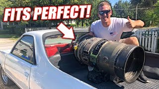 We May Have Found the PERFECT Jet Car... Should We Buy It??