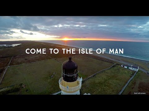 Come to your senses... Come to the Isle of Man