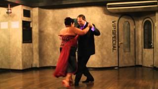 Jorge y La Turca - Villa Urquiza Tango Week Kobe/Nagoya (Mandria)