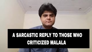 Pakistani Reacts to Malala in Jeans