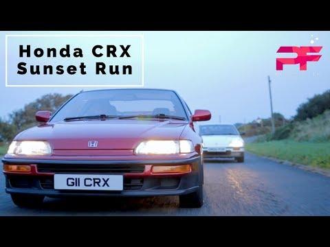 Honda CRX VTEC MK2  JDM   Clean classic cars