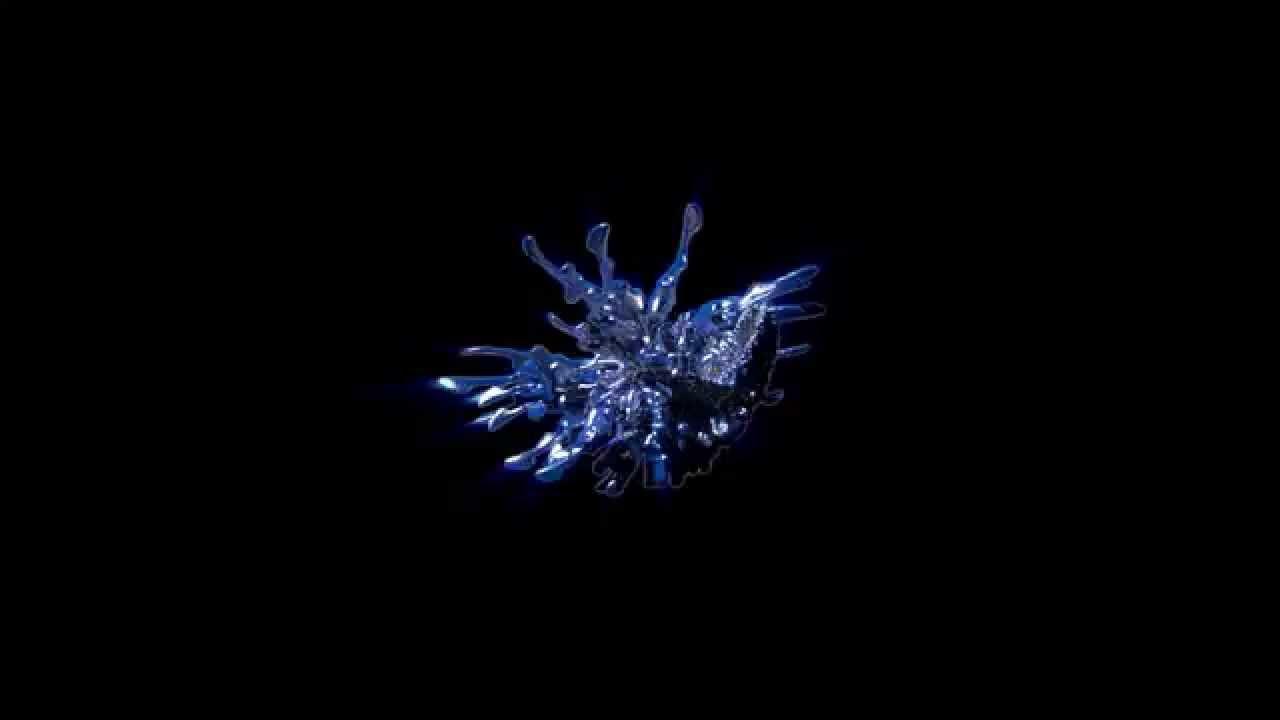 Blue Twisting - Maya + SOuP