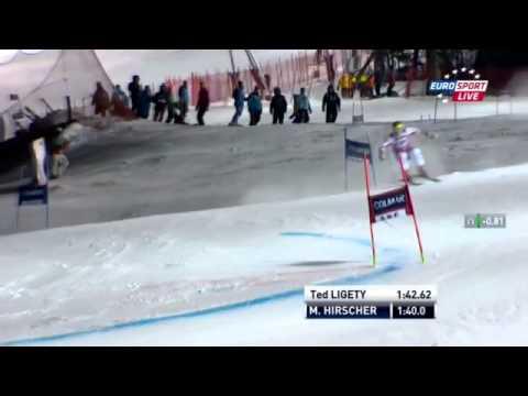 Marcel Hirscher wins giant slalom in Are, Sweden 12/12/2014
