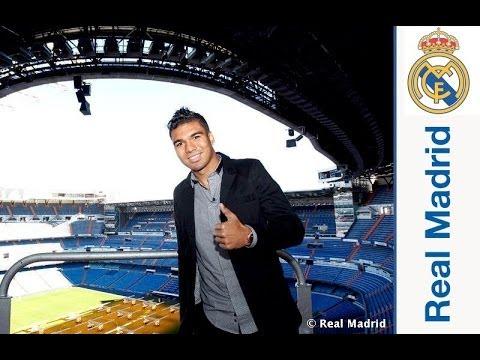 Casemiro: 'Cada vez que entro en el Santiago Bernabéu es un sueño para mí'