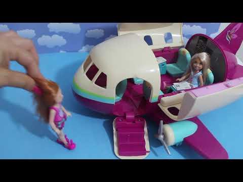 Barbie Bebeklerime İspanyadan Uçak Alışverişi!!   Barbie Sığmadı Chelsea' ler Kaptı! Bidünya Oyuncak
