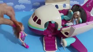 Barbie Bebeklerime İspanyadan Uçak Alışverişim Jet'e Barbie Sığmadı Chelsea Kaptı Bidünya Oyuncak